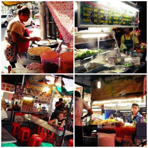 Street Foods, Bangkok