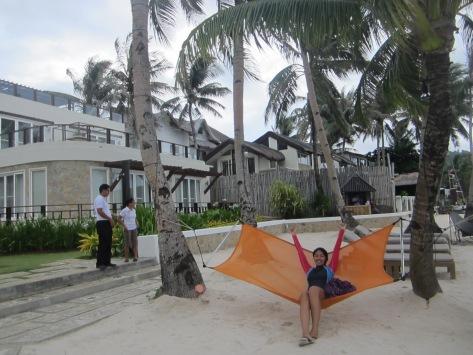 Chill, Boracay
