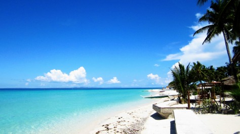 Sta Fe Bantayan Island, Cebu, Philipppines