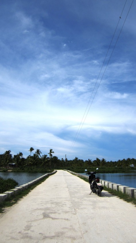 To Bantayan Island Nature Park