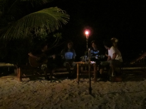 Reggae Band at The Coral Blue Oriental Vilas and Suites