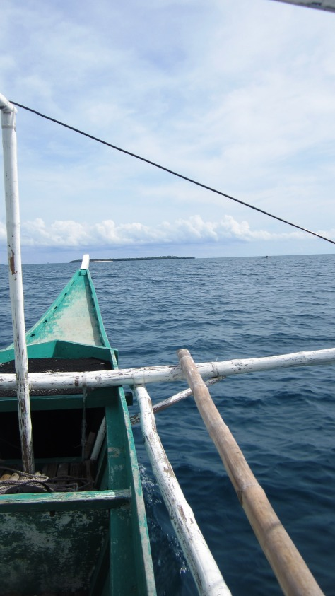 Island Hopping in Bantayan Island, Cebu