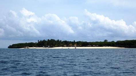 Virgin Island, Bantayan Island, Cebu