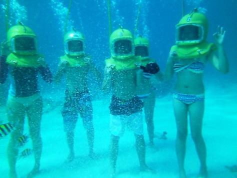 Hemet Diving, Boracay Island, Philippines