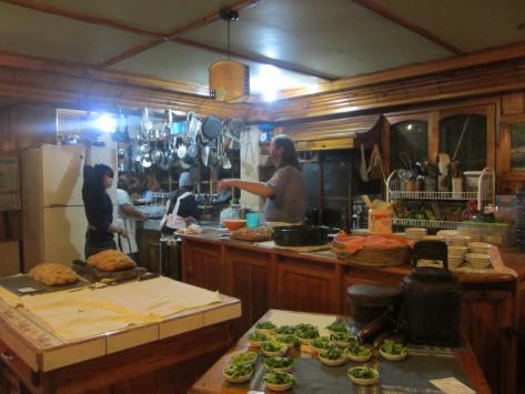 Log Cabin, Sagada