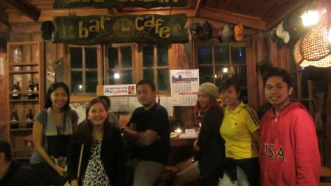 Happy tummies-Sagada Log Cabin
