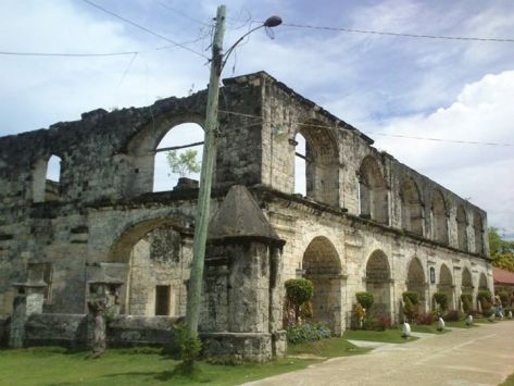 Cuartel, Oslob, Cebu