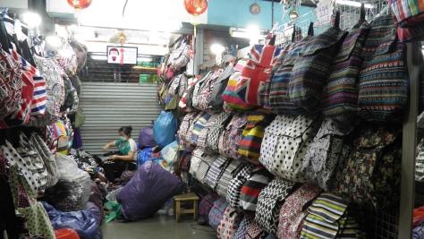 Chatutak Night Market, Bangkok