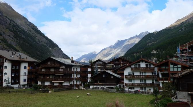 5 Days DIY Itinerary in Zermatt Switzerland (part 1)
